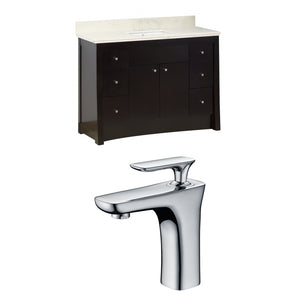 "American Imaginations Elite 47.6"" Single Sink Vanity Set - Vanity Connection"