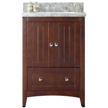 "Load image into Gallery viewer, American Imaginations Shaker 23.75"" Single Sink Vanity Set - Vanity Connection"