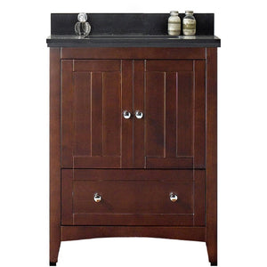 "American Imaginations Shaker 30.5"" Single Sink Vanity Set - Vanity Connection"