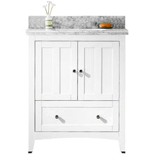 "Load image into Gallery viewer, American Imaginations Shaker 30.5"" Single Sink Vanity Set - Vanity Connection"
