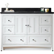 "Load image into Gallery viewer, American Imaginations Shaker 47.6"" Single Sink Vanity Set - Vanity Connection"