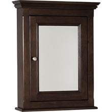 "Load image into Gallery viewer, American Imaginations Perri 24"" Medicine Cabinet Walnut AI-238 - Vanity Connection"
