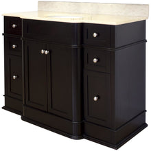 "Load image into Gallery viewer, American Imaginations Granicus 50"" Single Sink Vanity Set - Vanity Connection"