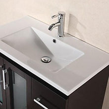 Load image into Gallery viewer, Design Element Stanton 32″ Single Sink Vanity Set in Espresso B30-DS - Vanity Connection