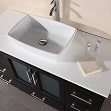 Load image into Gallery viewer, Design Element Stanton 48″ Single Sink Vanity Set in Espresso B48-VS - Vanity Connection