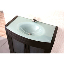 Load image into Gallery viewer, Design Element Waterfall 36″ Single Sink Vanity Set in Espresso DEC018 - Vanity Connection