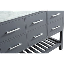 Load image into Gallery viewer, Design Element London Cambridge 48″ Single Sink Vanity Set in Country Gray DEC077D-G - Vanity Connection