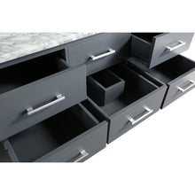 Load image into Gallery viewer, Design Element London Cambridge 54″ Single Sink Vanity Set in Country Gray DEC077H-G-WT - Vanity Connection