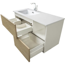 Load image into Gallery viewer, Cutler Kitchen and Bath Sangallo Woodgrain Vanity - Vanity Connection