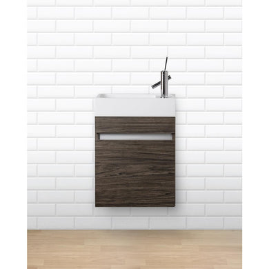 Cutler Kitchen and Bath Piccolo Vanity - Vanity Connection