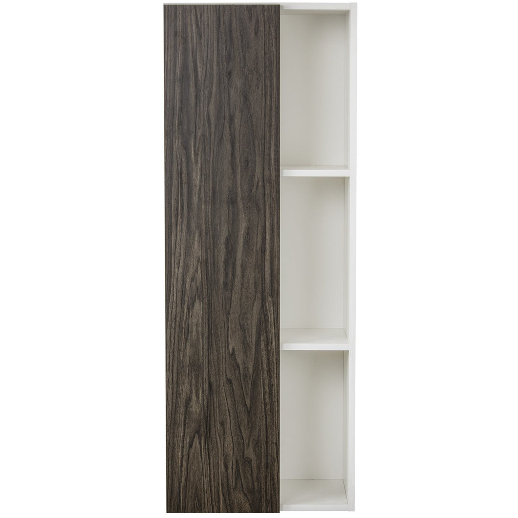 Cutler Kitchen and Bath Sangallo Woodgrain Linen Tower - Vanity Connection