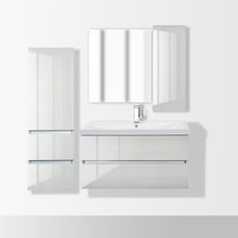Load image into Gallery viewer, Cutler Kitchen and Bath Sangallo Gloss Medicine Cabinet - Vanity Connection