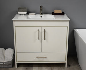 "Volpa USA Pacific 36"" Modern Bathroom Vanity MTD-3136"