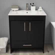 "Load image into Gallery viewer, Volpa USA Pacific 30"" Modern Bathroom Vanity MTD-3130"