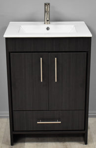 "Volpa USA Pacific 24"" Modern Bathroom Vanity MTD-3124"