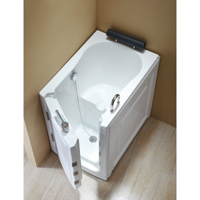 Legion Furniture Walk-In Bathtub White WQ376 - Vanity Connection