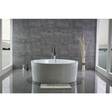"Load image into Gallery viewer, Legion Furniture 59"" White Acrylic Tub WE6810-J - Vanity Connection"