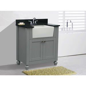 "Legion Furniture 30"" Sink Vanity WLF6022"