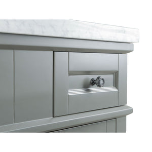 "Legion Furniture 36"" Solid Wood Sink Vanity With Mirror And Faucet WS2036 - Vanity Connection"