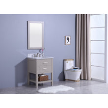 Load image into Gallery viewer, Legion Furniture Marhill Sink Vanity with Mirror WT7124 - Vanity Connection