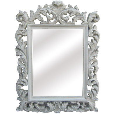 Legion Furniture Mirror Antique White LF1053AWH