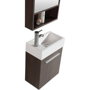 Legion Furniture Sink Vanity With Mirror WTH20160A