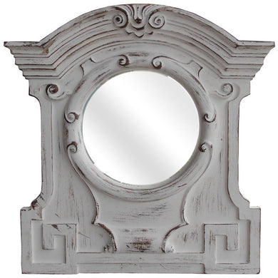 Legion Furniture Mirror Antique White LF1354AWH