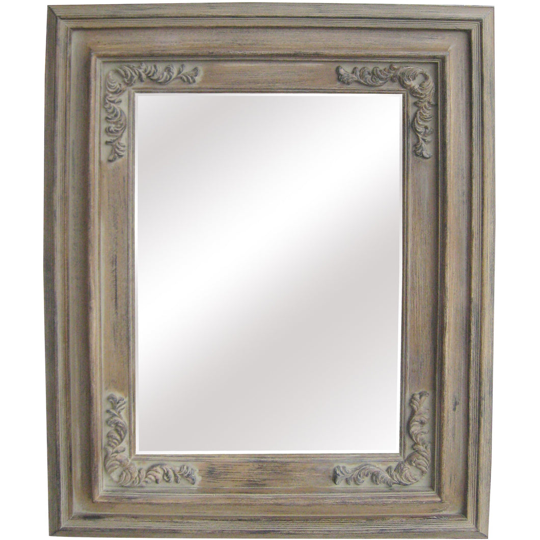 Legion Furniture Mirror Antique Wood LF3298