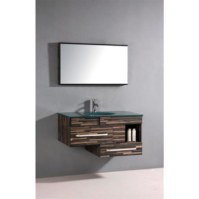 Legion Furniture Sink Vanity with Mirror WTH9032
