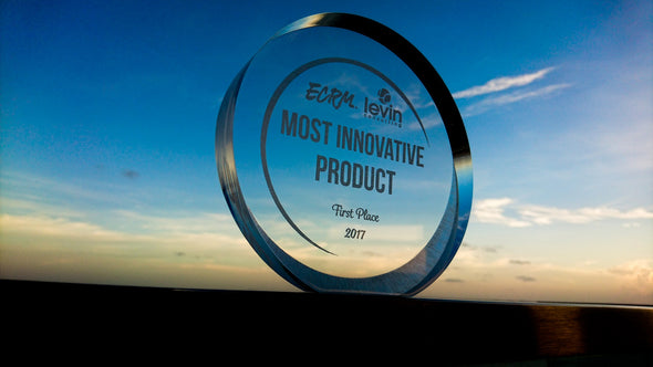 ISO CERTIFIED LIQUID GLASS MANUFACTURER SHARK PROOF CONQUERS THE AWARD FOR MOST INNOVATIVE PRODUCT IN NANOTECHNOLOGY