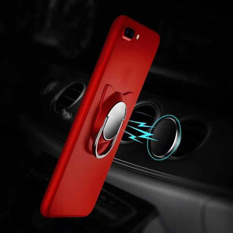 Image of Mini Dashboard Car Holder Magnet Magnetic Cell Phone Mobile Holder Universal For iPhone X 7 for Xiaomi GPS Bracket Stand Support - Shark Proof