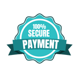 Image of 100% Secure Payment