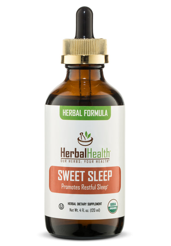 SWEET SLEEP HERBAL FORMULA