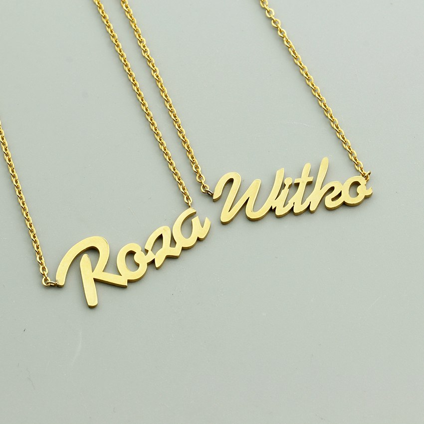 Custom Name Necklace