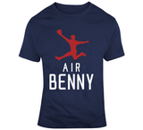 Andrew Benintendi Air Benny Catch Boston Baseball Fan T Shirt