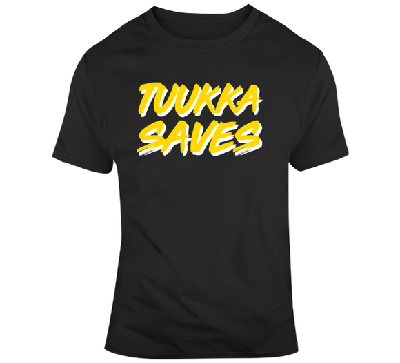 Tuukka Rask Tuukka Saves Boston Hockey Fan v3 T Shirt