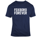 Foxboro Forever New England Football Fan T Shirt