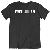 Free Julian Edelman New England Football Fan T Shirt