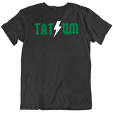 Jayson Tatum Music Parody Boston Basketball Fan T Shirt