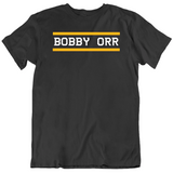 Bobby Orr Goat Legend Boston Hockey Fan T Shirt