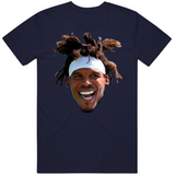Cam Newton Big Face New England Football Fan T Shirt