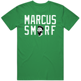 Marcus Smart Smarf Face Boston Basketball Fan T Shirt