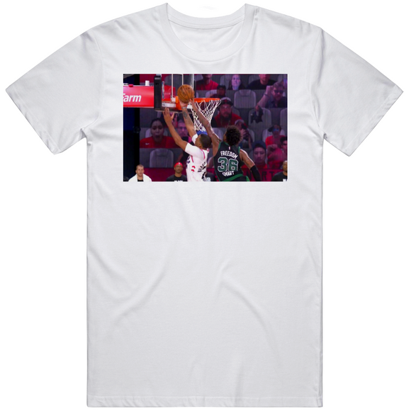 The Block Marcus Smart Boston Basketball Fan V4 T Shirt