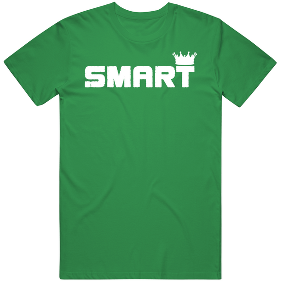 Marcus Smart King Of The North Boston Basketball Fan T Shirt