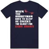 Xander Bogaerts Boogeyman Boston Baseball Fan T Shirt