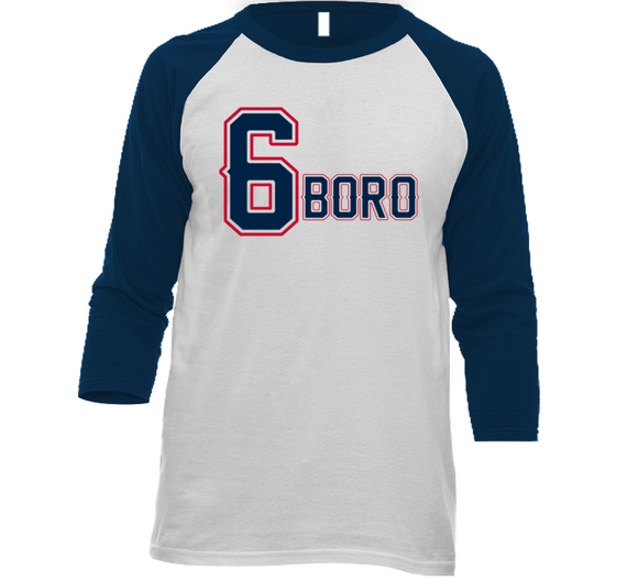 Sixboro Foxboro 6 Titles New England Football Fan T Shirt
