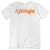 AJ Wright DEPARTMENT STORE Retro Distressed T Shirt
