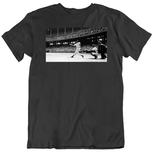 Ted Williams Boston Legendary Swing Baseball Fan T Shirt