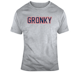 Gronk Gronky New England Football T Shirt