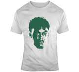Robert Williams Timelord Big Face Boston Fan Basketball T Shirt